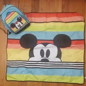 Disney Mickey Mouse Insulated Picnic backpack